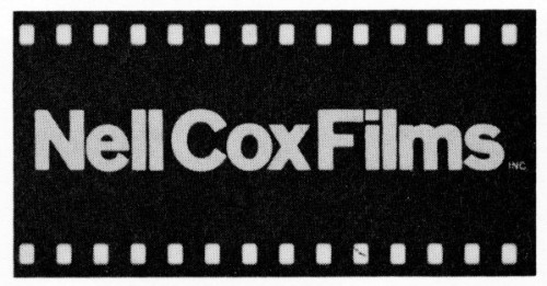 Nell Cox Films, business card