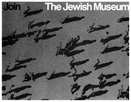 Join The Jewish Museum, folder
