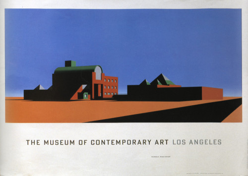 The Museum of Contemporary Art, Los Angeles