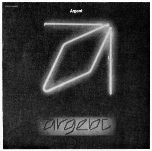 Argent, record cover