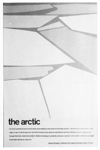 The Arctic, poster