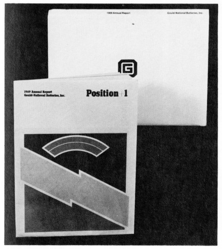 Gould-National Batteries 1969 Annual Report