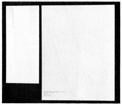 ITN, letterhead and envelope