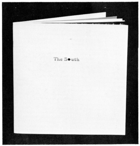 The South, booklet