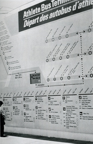 Athlete Bus Terminal Maps