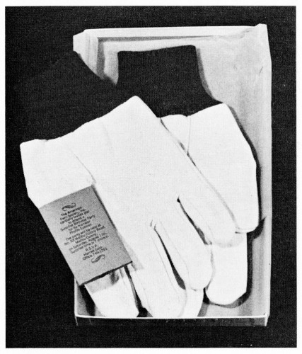 Gardening Gloves, party invitation
