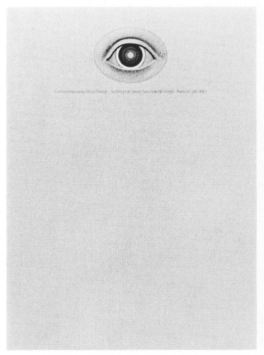 Crocker-Weinberg, Visual Design, letterhead
