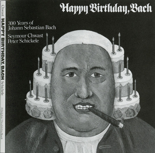 Happy Birthday Bach