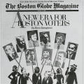 The Boston Globe Magazine, Oct. 9, 1983