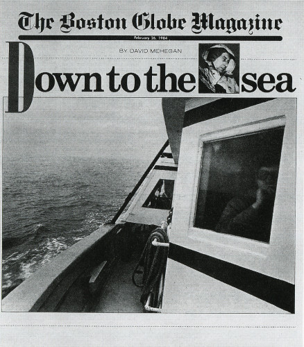 The Boston Globe Magazine, Feb. 26, 1984