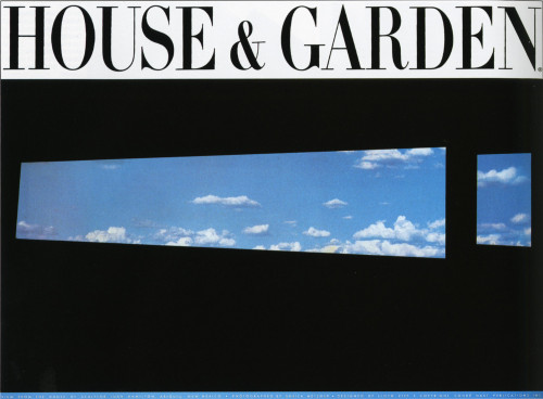 House & Garden, The View from Abiquiu