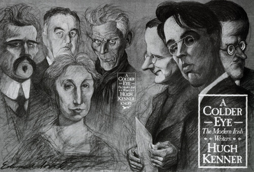 A Colder Eye: Sean O'Casey, W.B. Yeats, James Joyce, J.M. Synge, Oliver St. John Gogarty, Lady Gregory and Samuel Beckett