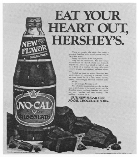 """Eat your heart out, Hershey's."""