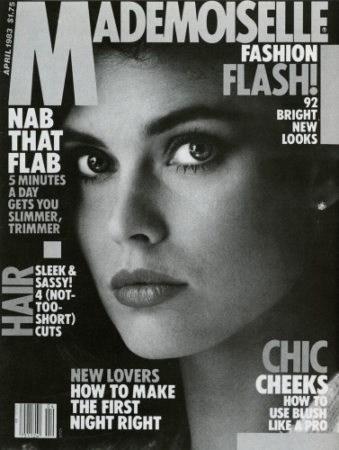 Mademoiselle, April 1983