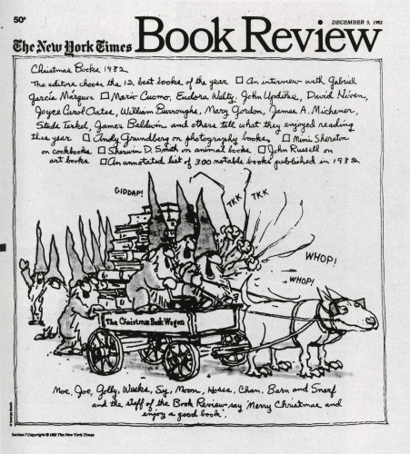 The New York Times Book Review, December 5, 1982