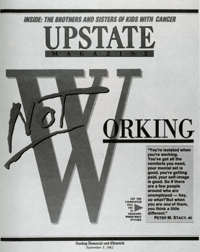 Upstate Magazine, September 5, 1982