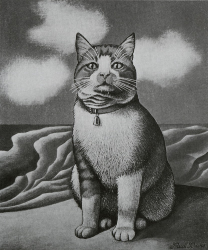 Communication Arts March-April 1978, Matthew's Cat