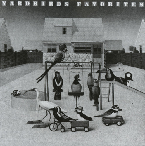 Yardbirds Favorites