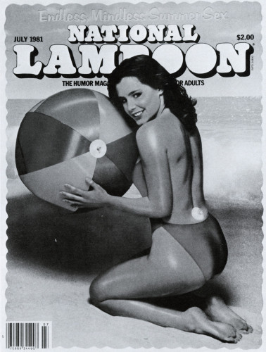 National Lampoon, July 1981