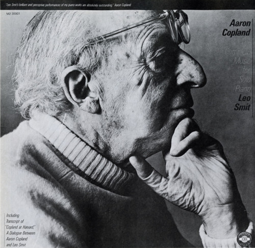Aaron Copland, The Complete Music for Piano Solo