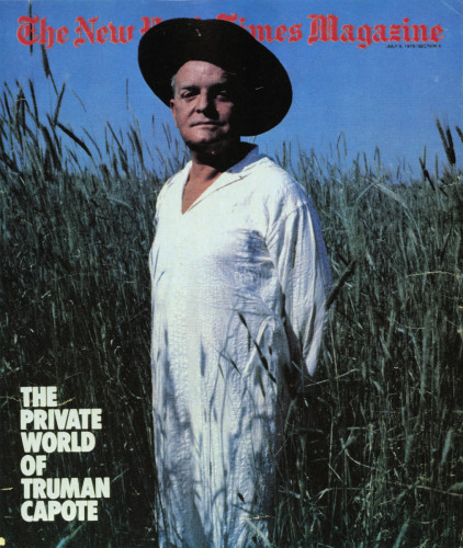 The Private World of Truman Capote