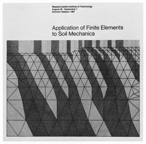 Application of Finite Elements to Soil Mechanics folder