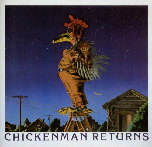 Chickenman Returns