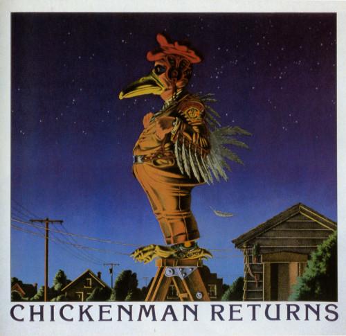 Chickenman Returns