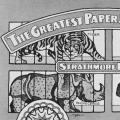 The Greatest Paper Show On Earth folder