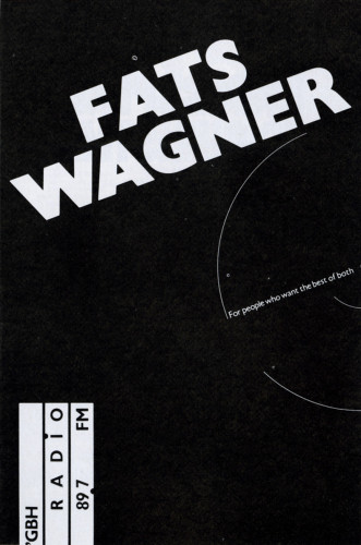 Fats Wagner