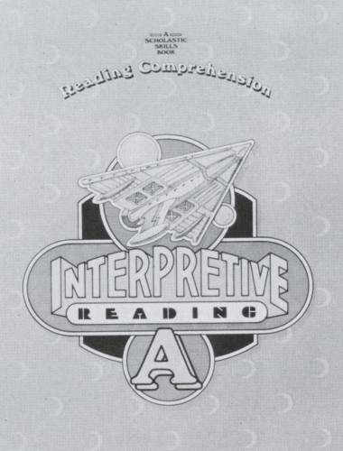 Interpretive Reading A