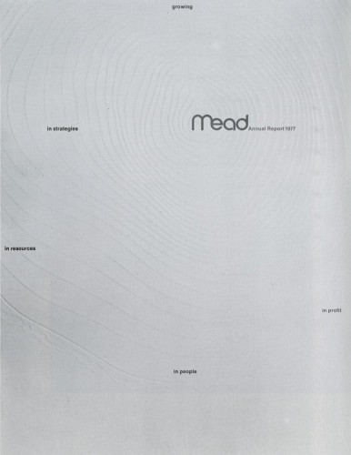 Mead Annual Report 1977