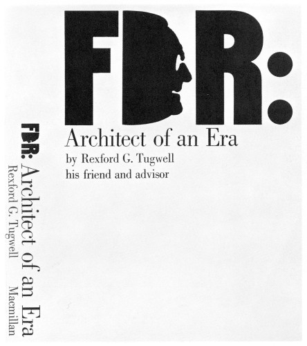 FDR:  Architect of an Era, book jacket