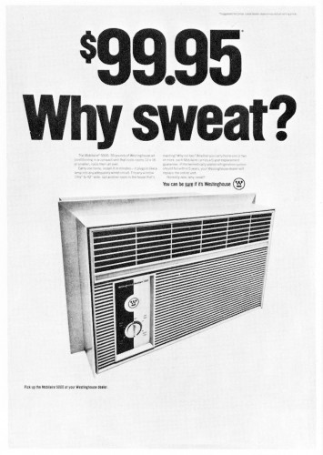 $99.95 Why sweat?