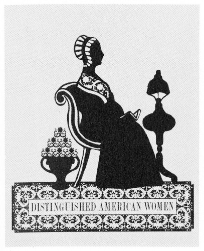 Distinguished American Women, portfolio
