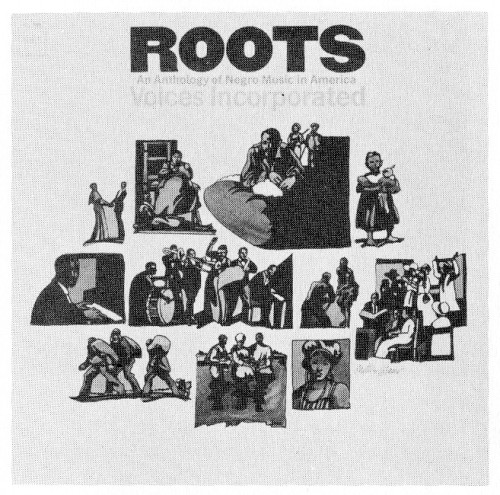 Roots, record album cover