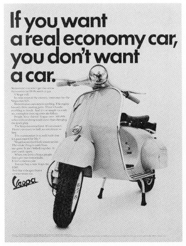 If you want a real economy car…