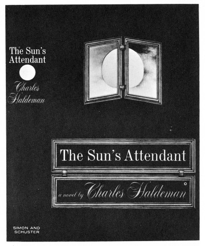 The Sun's Attendant, book jacket