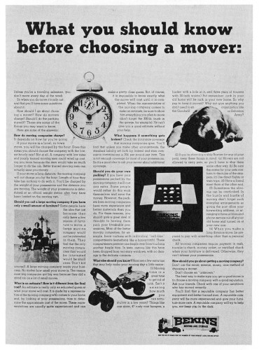 """What you should know before choosing a mover"""