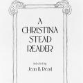A Christina Stead Reader