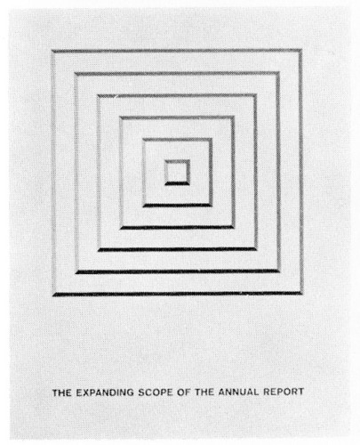 The Expanding Scope of the Annual Report, booklet
