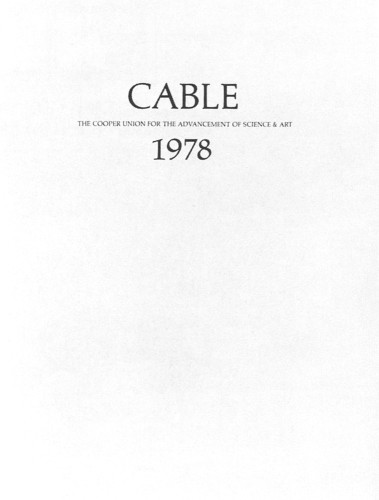 Cable 1978