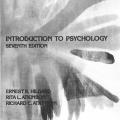 Introduction to Psychology, 7th Edition.