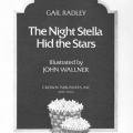 The Night Stella Hid The Stars
