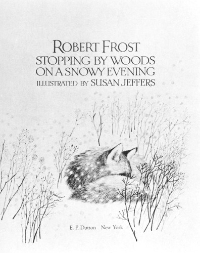 essay on stopping by the woods on a snowy evening by robert frost