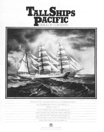 Tall Ships Pacific
