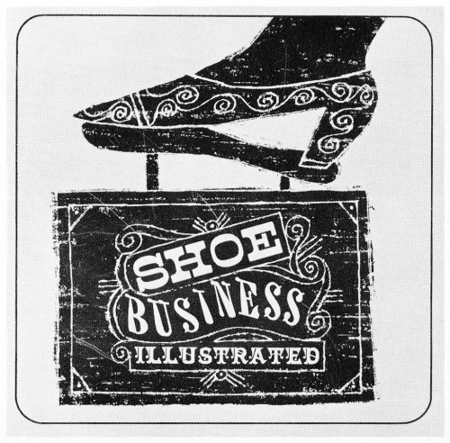 Shoe Business Illustrated, promotion booklet