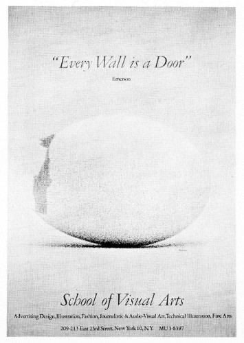 Every Wall is a Door, poster