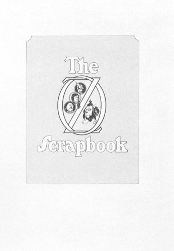 The Oz Scrapbook