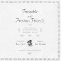 Trustable and Preshus Friends